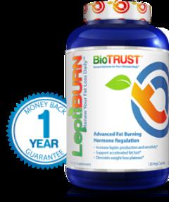 Leptiburn Supplement for Liver Health